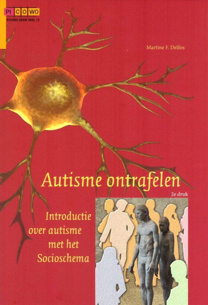 Tweede druk van het boek Autisme ontrafelen.