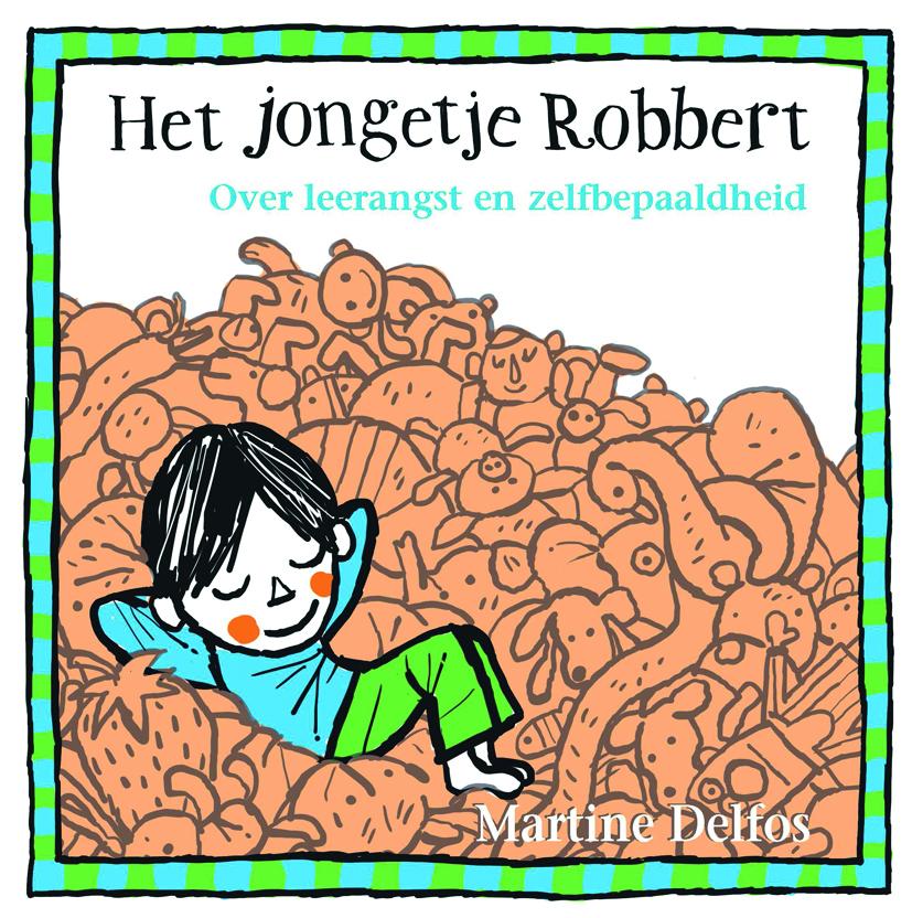 Nieuw boek: Het jongetje Robbert
