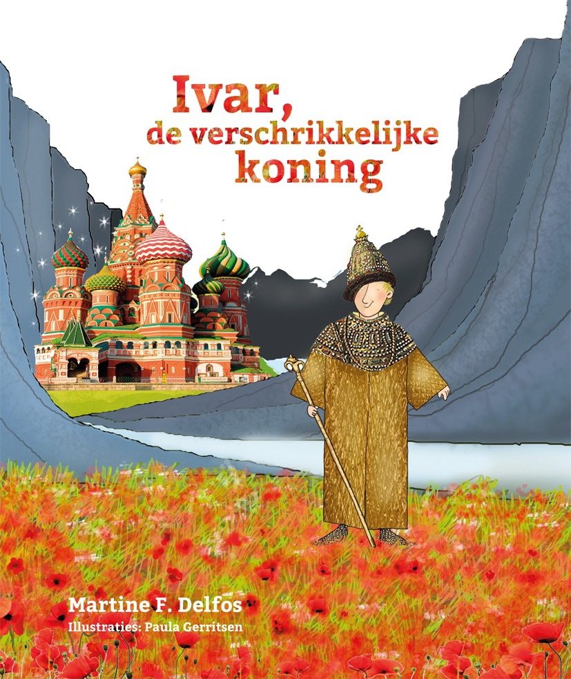 In prijs verlaagd kinderboek Ivar, de verschrikkelijke koning